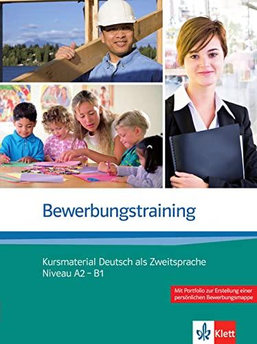 9783126752435: Bewerbungstraining: Kursbuch