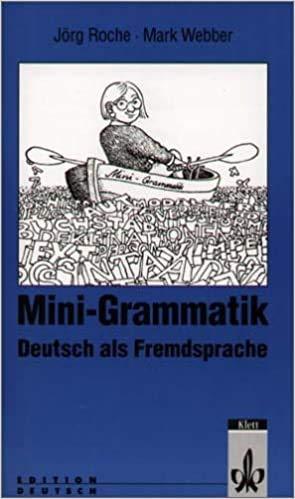 9783126753166: Klipp Und Klar: Mini-Grammatik Deutsch Als Fremdsprache (German Edition)