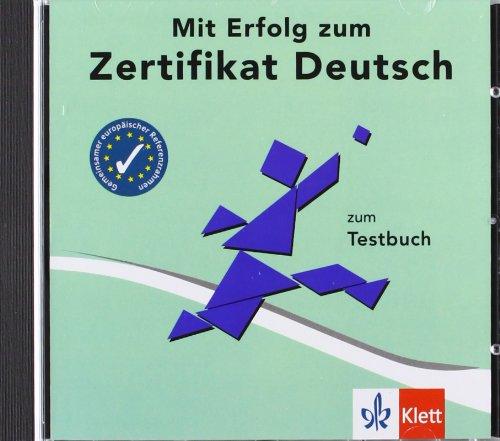9783126753586: MIT Erfolg Zum Zertifikat Deutsch: CD Zur Testbuch (German Edition)