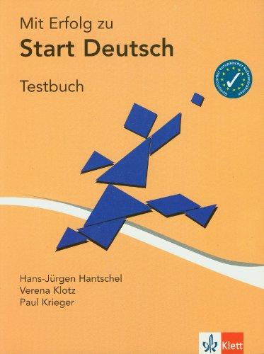 9783126753944: Mit Erfolg zu Start Deutsch - Nivel A1 y A2 - Cuaderno de tests