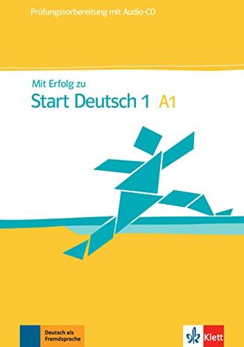 9783126753975: MIT Erfolg Zu Start Deutsch: Prufungsvorbereitung - Buch & Audio-CD (German Edition)