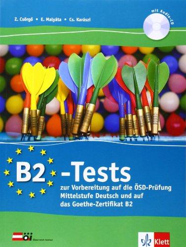 9783126753999: B2-Finale, Vorbereitungskurs Zur Oesd-Prufung: B2-Tests