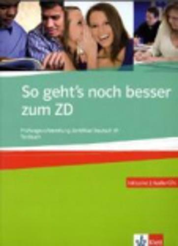 9783126755719: So Geht's Noch Besser Zum Zd: Testbuch & 2 Audio-Cds