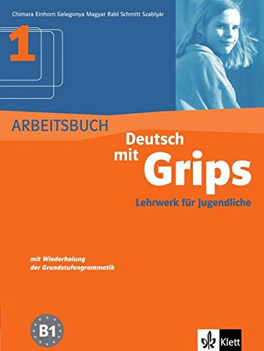9783126755818: Deutsch MIT Grips: Arbeitsbuch 1 (German Edition)