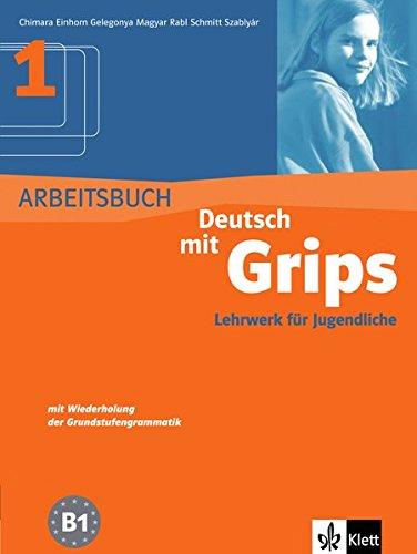 9783126755818: Deutsch MIT Grips: Arbeitsbuch 1 (German Edition)