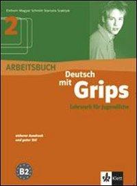 9783126755887: Deutsch MIT Grips: Arbeitsbuch 2 (German Edition)