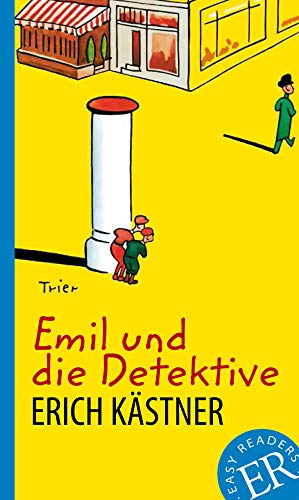 9783126757232: Emil und die Detektive: Deutsche Lektüre für das GER-Niveau A2-B1