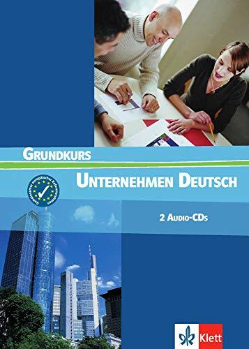9783126757393: Unternehmen Deutsch: CDs (2)