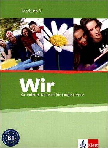 9783126757706: WIR B1 (volúmen 3) Libro del alumno