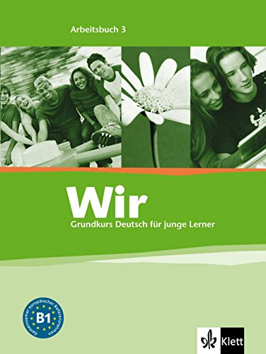 9783126757713: Wir - Deutsch Fur Junge Lerner: Arbeitsbuch 3 (German Edition)