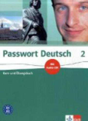 9783126758277: Passwort deutsch. Kursbuch-Ubungsbuch. Con CD Audio. Per le Scuole superiori: Passwort Deutsch 2 Nivel A1 Libro del alumno + Cuaderno de ejercicios + CD