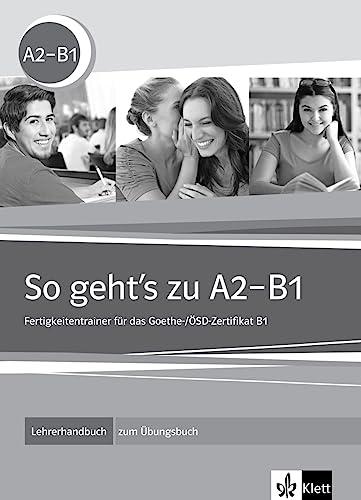 9783126758574: So geht's noch besser: Lehrerhandbuch