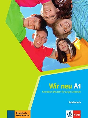 9783126759014: Wir neu a1, libro de ejercicios: Arbeitsbuch A1
