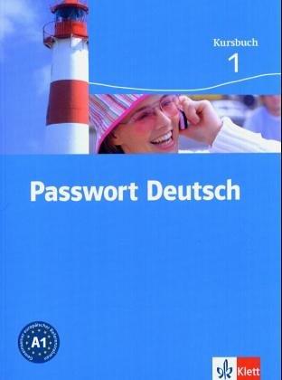 9783126759106: Passwort Deutsch- Kursbuch 1