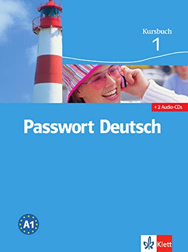 9783126759151: Passwort deutsch. Kursbuch. Per le Scuole superiori. Con 2 CD Audio: Passwort Deutsch 1 Nivel A1 Libro del alumno + 2 CD (Passwort Deutsch - Edición en 3 Volúmenes)