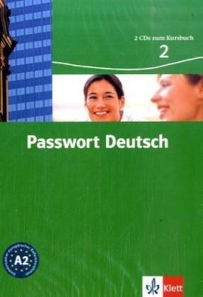 Passwort Deutsch 2. 2 CDs (Lernmaterialien) - Albrech