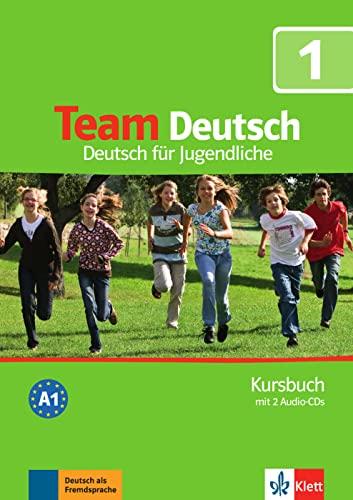 Team Deutsch: Kursbuch 1 mit 2 Audio-CDs: Albrecht, U, Kostka