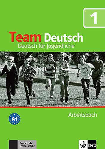 9783126759410: Team deutsch. Deutsch für Jugendliche. Arbeitsbuch. Con CD Audio. Per la Scuola media: 1