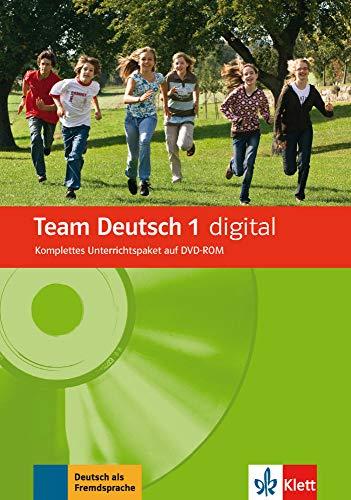 9783126759458: Team Deutsch 1. Deutsch für Jugendliche. Team Deutsch digital DVD-ROM A1