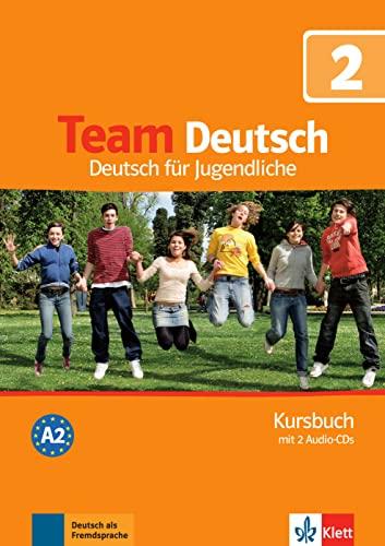 9783126759502: Team deutsch. Deutsch für Jugendliche. Kursbuch. Per la Scuola media. Con CD Audio: 2
