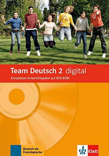 9783126759557: Team Deutsch 2 digital