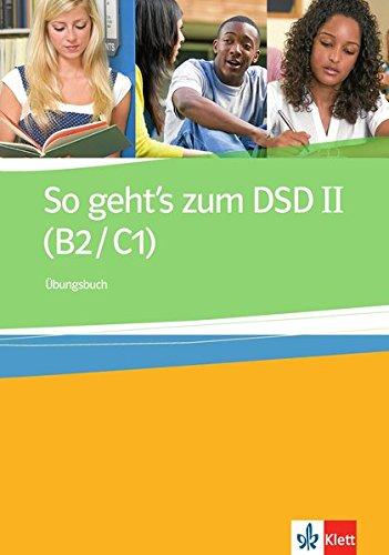 9783126759700: So geht's zum. Dsd B2-C1. Übungsbuch. Con espansione online. Per le Scuole superiori
