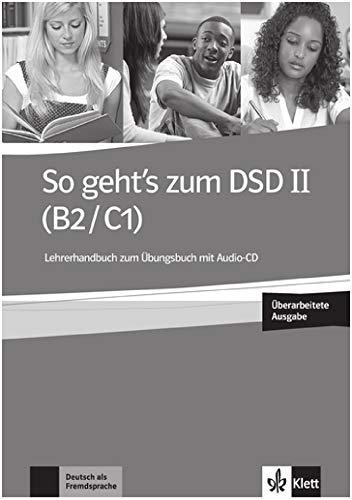 9783126759878: So geht's zum dsd II -b2c1 -guide pedagogiq cahier exercices