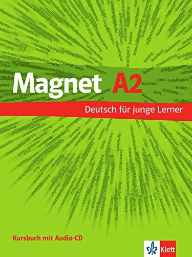 9783126760201: Magnet: Kursbuch A2 MIT Audio-CD