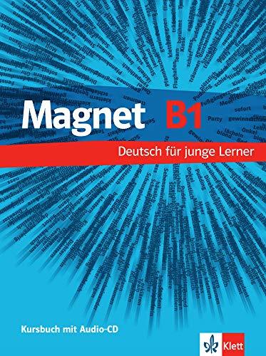 9783126760300: Magnet: Kursbuch B1 MIT Audio-CD (German Edition)