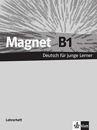 9783126760331: Magnet: Lehrerheft B1 (German Edition)