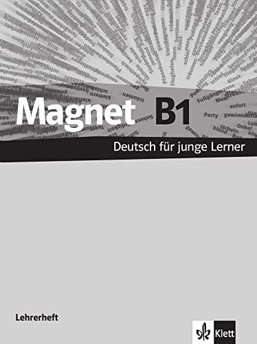 9783126760331: Magnet. Lehrerheft B1: Deutsch f�r junge Lerner
