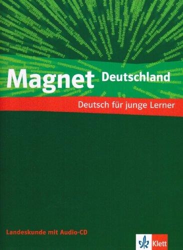 9783126760348: Magnet: Magnet Deutschland - Landeskunde MIT Audio-CD (German Edition)
