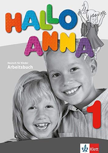 9783126760614: Hallo Anna 1. Arbeitsbuch: Deutsch für Kinder
