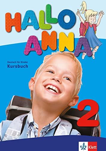 9783126760638: Hallo Anna 2. Lehrbuch mit 2 Audio-CDs: Deutsch f�r Kinder