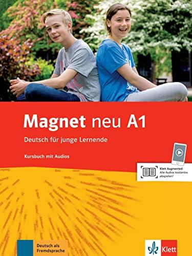9783126760805: Magnet. Neu. Kursbuch mit Audio-CD A1