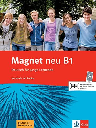 9783126760904: Magnet Neu: Kursbuch B1 mit Audio-CD