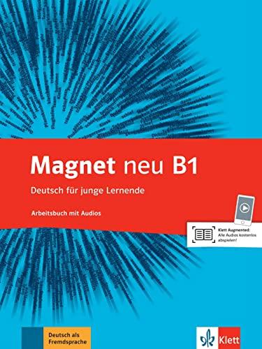 9783126760911: Magnet Neu: Arbeitsbuch B1 Mit Audio-CD