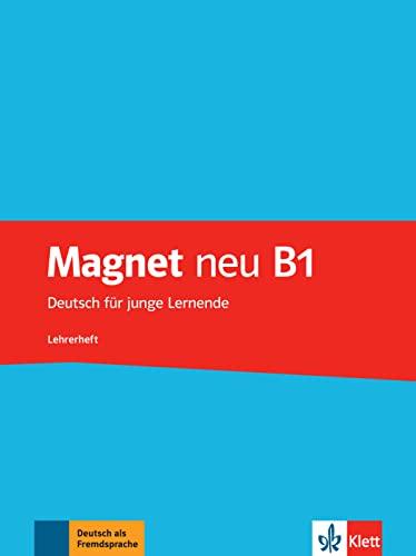 9783126760935: Magnet Neu: Lehrerheft B1