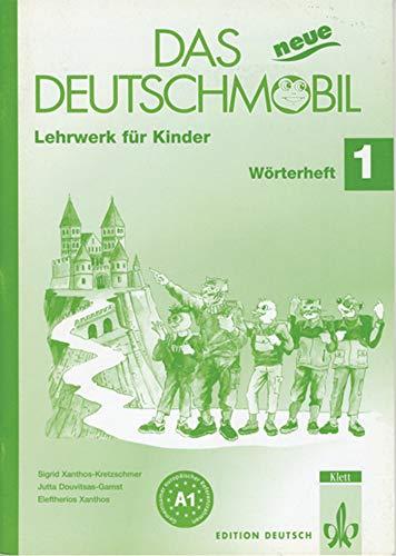 9783126761031: Das neue Deutschmobil 1 (Nivel A1) Glosario
