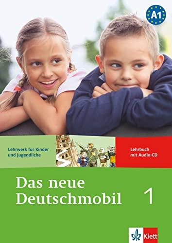 9783126761048: Das neue Deutschmobil 1 (Nivel A1) Libro del alumno + CD - 9783126761048