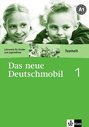9783126761086: Das neue Deutschmobil 1 (Nivel A1) Libro de tests - 9783126761086