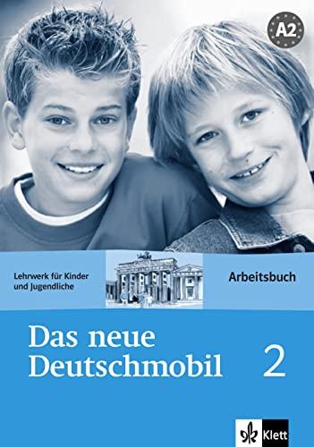 9783126761215: Das neue Deutschmobil: Arbeitsbuch 2