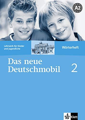 9783126761239: Das neue Deutschmobil 2 (Nivel A2) Glosario - 9783126761239
