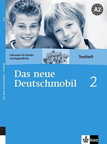 9783126761284: Das Neue Deutschmobil: Testheft 2 (German Edition)