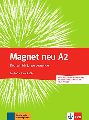 9783126761321 Magnet Neu Testheft A2 Goethe Zertifikat A2 Fit In