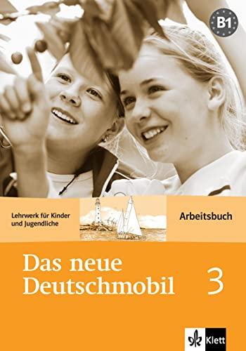 9783126761413: Das neue deutschmobi. Arbeitsbuch. Per la Scuola media: Das neue Deutschmobil 3 (Nivel B1) Cuaderno de ejercicios (Edition Deutsch) - 9783126761413