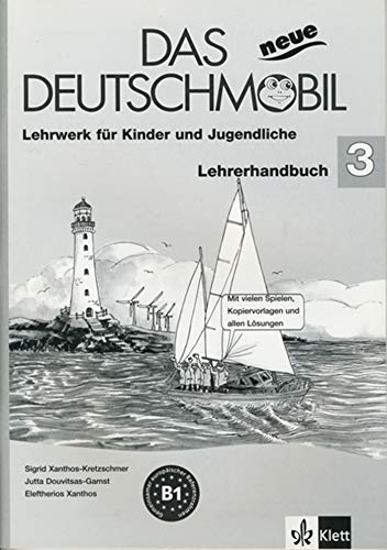 9783126761420: das neue deutschmobil 3 - livre du professeur