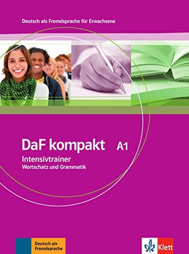9783126761833: Daf Kompakt in 3 Banden: Intensivtrainer A1 - Wortschatz Und Grammatik (German Edition)