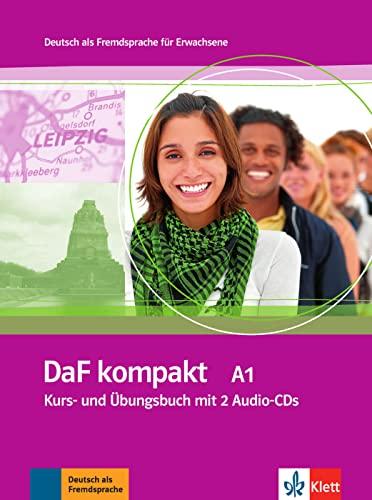 9783126761864: DaF kompakt A1 : Kurs- und Ubungsbuch (2CD audio)