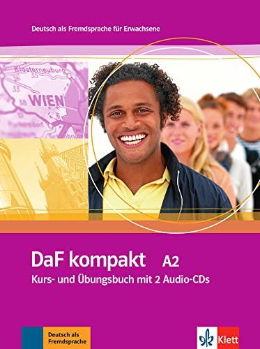 9783126761871: DaF kompakt A2 : Kurs- und Ubungsbuch (2CD audio)